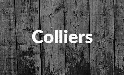 Colliers pour hommes